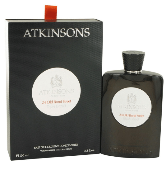 Atkinsons Perfumes Atkinson 24 Old Bond Street Triple Extract Concentree Edc 100 Ml