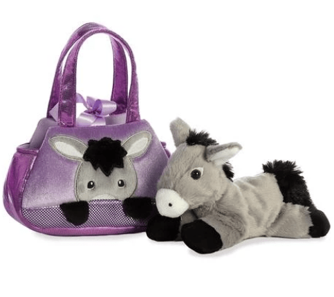 Aurora Toy Fancy Pal Donkey Peek-a-Book