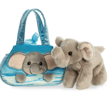 Aurora Toy Fancy Pal Peek-a-Boo Elephant