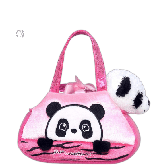 Aurora Toy Fancy Pal Peek-a-Boo Panda