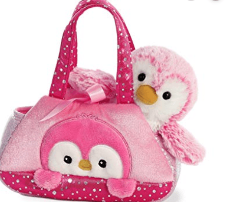 Aurora Toy Fancy Pal Peek-a-Boo Penguin