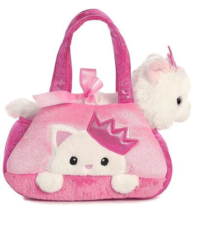 Aurora Toy Fancy Pal Peek-a-Boo Princess Kitty
