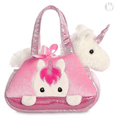 Aurora Toy Fancy Pal Peek-a-Boo Unicorn
