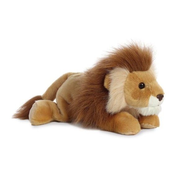 Aurora Toy Flopsie - Leonardus Lion 12In