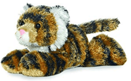 Aurora Toy Mini Flopsie - Tanya Bengal Tiger 8In
