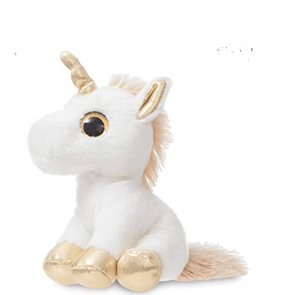 Aurora Toy Sparkle Tales Twinkle Unicorn 7In (Gold)