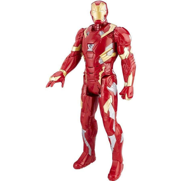 Avengers toys Avengers Electronic Iron Man Action Figure (30 cm)