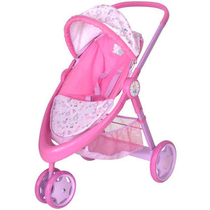 Baby Born toys Baby Born 3-Wheel Pushchair