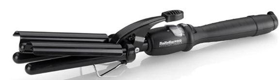 BaByliss Beauty BaByliss PRO Triple Barrell Waver - Black
