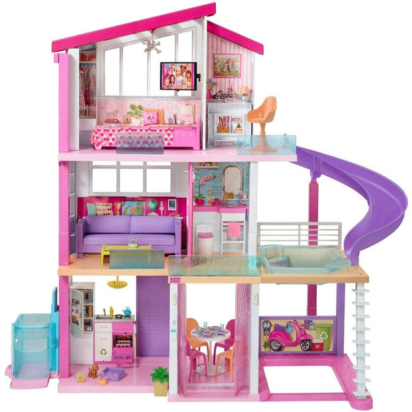Barbie Toys Barbie Dreamhouse New Elevator - Assorted Colours