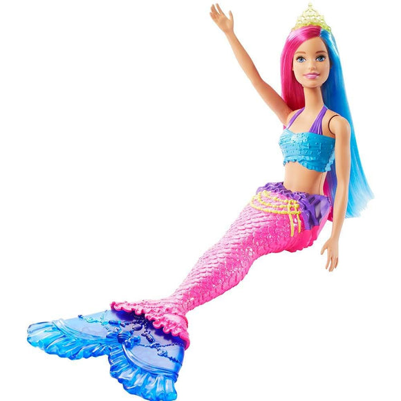 Barbie Toys Barbie - Dreamtopia Mermaid - Pink/Blue