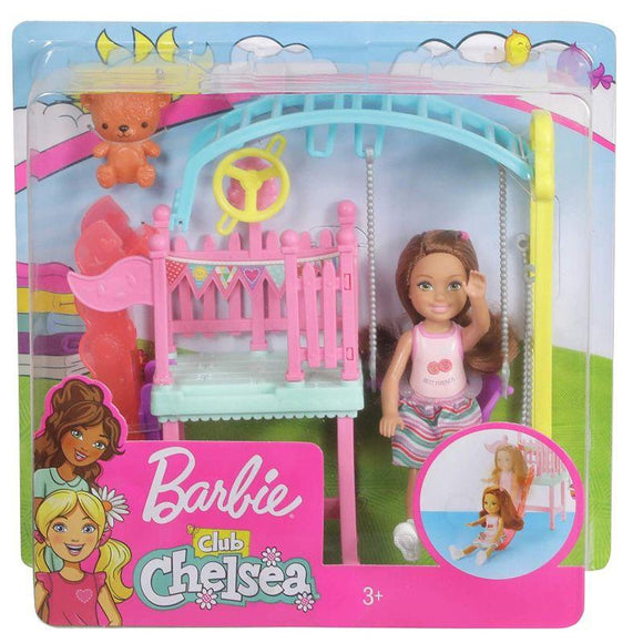Barbie Toys Barbie - Family Chelsea Pet - Outside House Pet Accessory