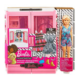 Barbie Toys Barbie - Fashionistas With Doll Ultimate Closet & Accessory