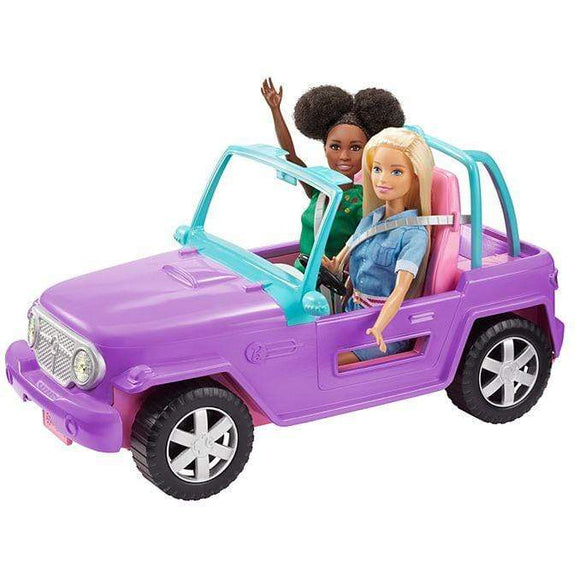 Barbie Toys Barbie® Off-Road Vehicle with Rolling Wheels