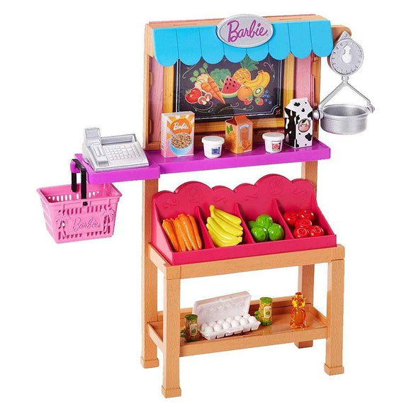 Barbie Toys Barbie - Place Playset - Grocery