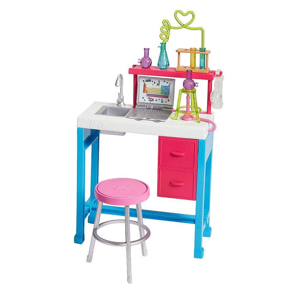 Barbie Toys Barbie - Place Playset - Laboratory