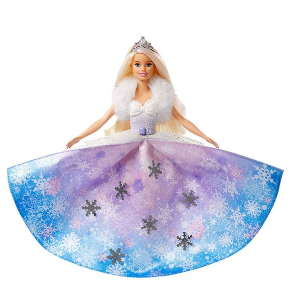 Barbie Toys Barbie - Snowflake Princess