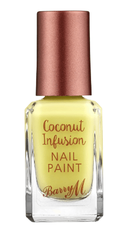 Barry M Cosmetics Beauty Lemonada Barry M Cosmetics Coconut Infusion Nail Paint (Various Shades)