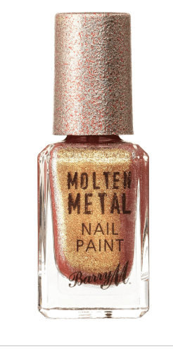 Barry M Cosmetics Beauty Golden Hour Barry M Cosmetics Molten Metal Nail Paint (Various Shades)