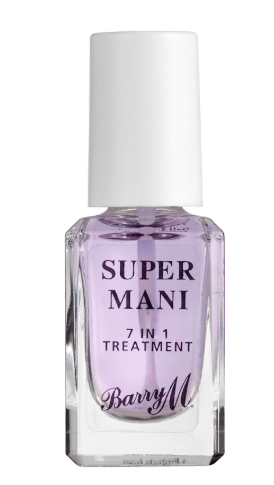 Barry M Cosmetics Beauty Barry M Cosmetics Super Mani 7 in 1 Nail Treatment