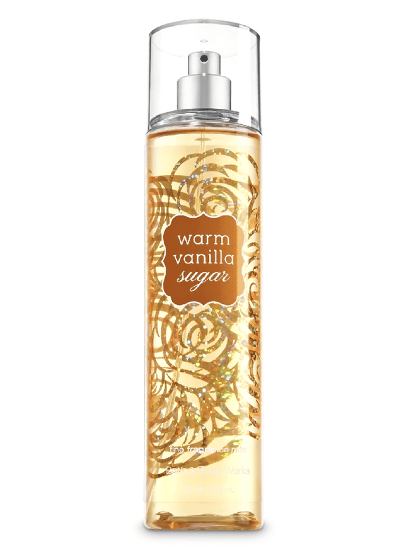 Bath & Body Works Perfumes Bath and Body Works Warm Vanilla Sugar Fragrance Mist