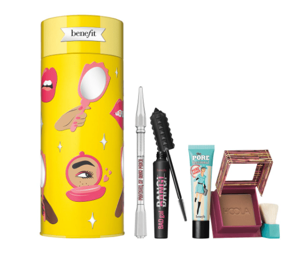 BENEFIT Beauty BENEFIT Cheers, My Dears! Gift Set( 22ml, 8.5g, 8g, 0.08g )