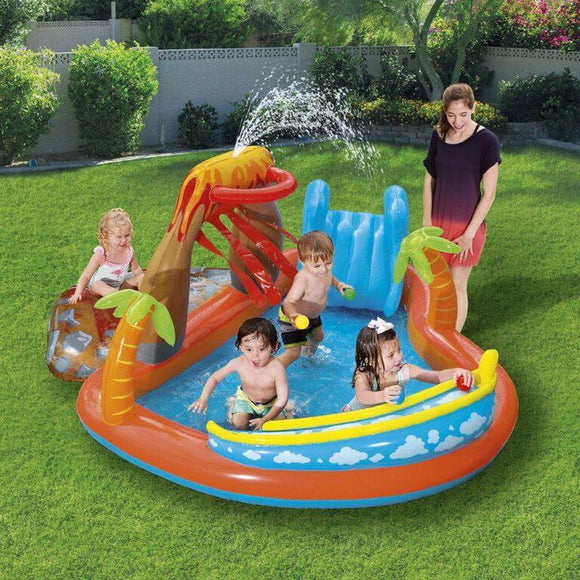 Bestway Outdoor Bestway Play Center Outdoor Kids Play Pool