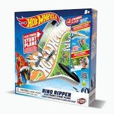 bladez Drone Toys HOT WHEELS DINO RIPPER ELECTRONIC STUNT PLANE-BTHW-P01