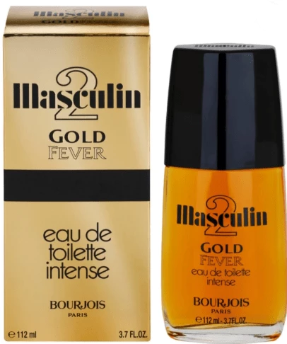 Bourjois Perfumes Bourjois Masculin 2 Gold Fever Edt 112Ml