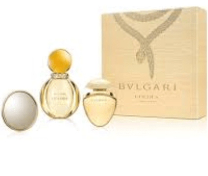 Bvlgari Perfumes Bvlgari Goldea Edp 50Ml+25Ml+Mirror Set