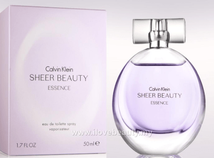 Calvin Klein Perfumes Calvin Klein Sheer Beauty Essence (W) Edt 50Ml
