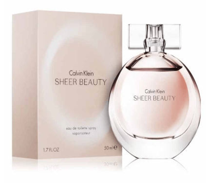 Calvin Klein Perfumes Calvin Klein Sheer Beauty (W) Edt 50Ml