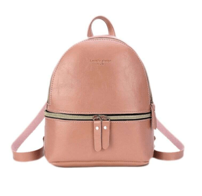 Coolbaby Back to School Leather Mini Backpack
