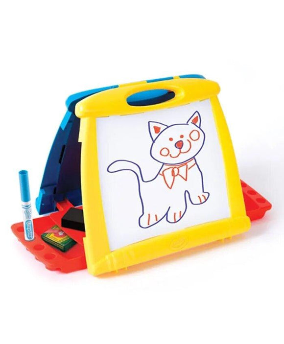 Crayola Art & Craft Crayola Art to Go Table Easel - Multicolor