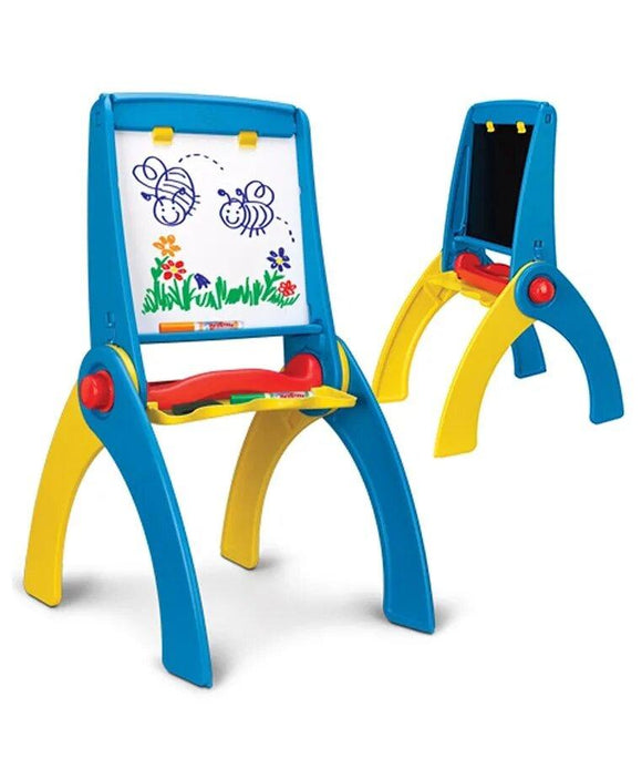 Crayola Art & Craft Crayola Grow With Me Easel - Blue