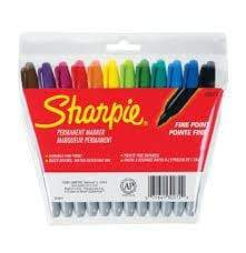 Crayola School 12ct. Permanent Markers
