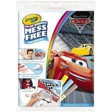 Crayola School Color Wonder Metallic Box Set, Cars 3