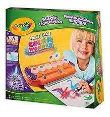 Crayola School COLORWONDER MAGIC LIGHT BRUSH