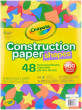 Crayola School Crayola 48 micro-perforated sheets