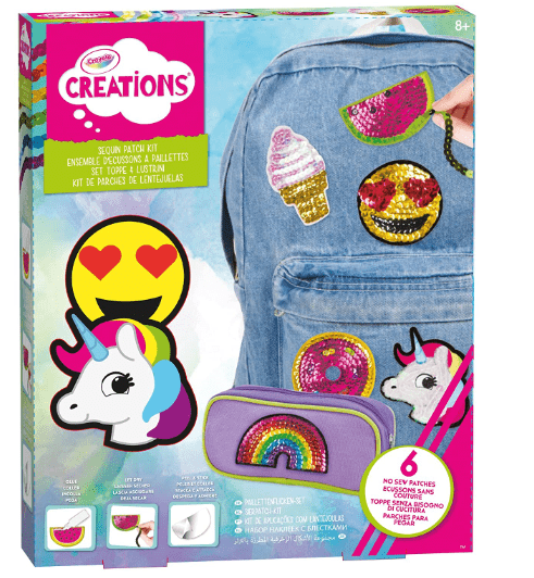 Crayola School Crayola - Creations Furry Journal Super Set