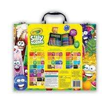 Crayola School Mini Inspiration Art Case, Silly Scents