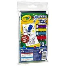 Crayola School Mini Twist 'n Pip  Set
