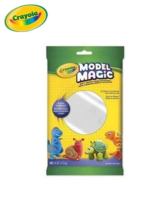 Crayola School MODEL MAGIC -  WHITE SACHET 113GRAMS