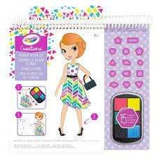 Crayola Toys Crayola Creations Fashion Design Set