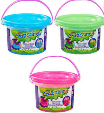 CraZSlimy Toy CraZslimy Scented Premade Tub 24 oz Asst