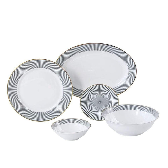 Danube Home Danube Home Davos 20 Pcs Dinner Set Round (DB2005)