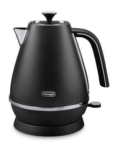 De'Longhi Appliances De'Longhi Distinta Kettle Black 1.7L KBI3001.BK