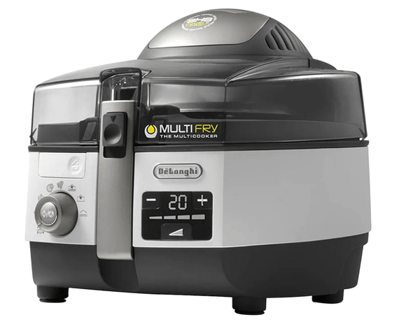 De'Longhi Appliances DE'LONGHI EXTRA CHEF MULTI FRY THE MULTI COOKER- FH1396/1