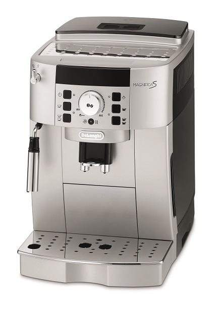 De'Longhi Appliances De'Longhi Magnifica S Coffee Machine Silver ECAM22.110.SB