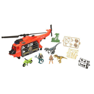 Dino Valley toys Dino Valley 6 Jaw-Copter Playset